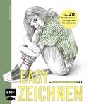 Easy zeichnen - Mit 20 Vorlagen zum perfekten Porträt