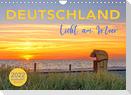 DEUTSCHLAND - Licht am Meer (Wandkalender 2022 DIN A4 quer)