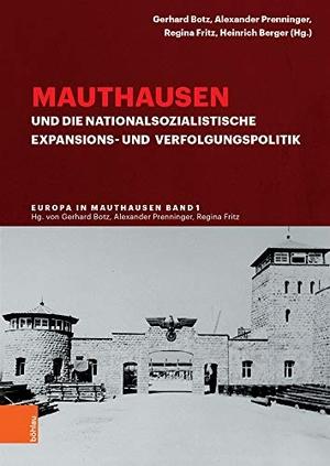 Botz, Gerhard / Alexander Prenninger et al (Hrsg.). Mauthausen und die nationalsozialistische Expansions- und Verfolgungspolitik. Boehlau Verlag, 2021.