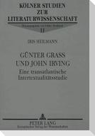 Günter Grass und John Irving
