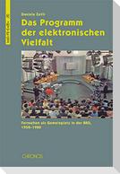 Das Programm der elektronischen Vielfalt