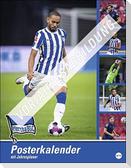 Hertha BSC Posterkalender 2022