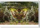 Spiegelwelten - Natur anders sehen (Wandkalender 2021 DIN A4 quer)