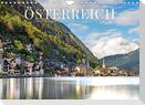 Alpenland Österreich (Wandkalender 2022 DIN A4 quer)
