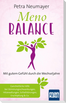 Meno-Balance. Mit gutem Gefühl durch die Wechseljahre