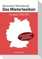 Das Mieterlexikon - Ausgabe 2020/2021