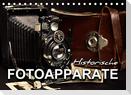 Historische Fotoapparate (Tischkalender 2022 DIN A5 quer)
