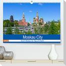 Moskau City (Premium, hochwertiger DIN A2 Wandkalender 2022, Kunstdruck in Hochglanz)