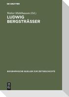 Ludwig Bergsträsser
