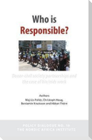 Who Is Responsible? Donor-Civil Society Partnerships and the Case of HIV/AIDS Work