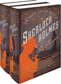 Sherlock Holmes - Gesammelte Werke in zwei Bänden