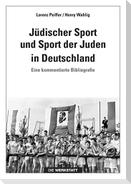 Jüdischer Sport und Sport der Juden in Deutschland