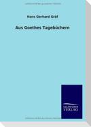 Aus Goethes Tagebüchern