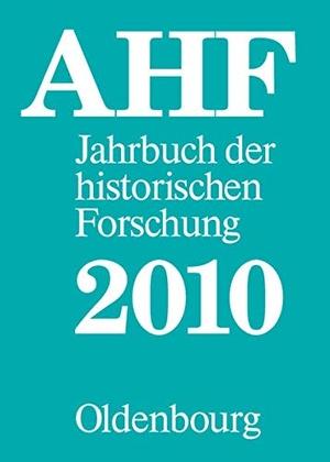 Arbeitsgemeinschaft historischer Forschungseinrichtungen in der Bundesrepublik Deutschland (Hrsg.). Berichtsjahr 2010. de Gruyter Oldenbourg, 2011.