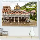 Rila Kloster - Weltkulturerbe in Bulgarien (Premium, hochwertiger DIN A2 Wandkalender 2022, Kunstdruck in Hochglanz)