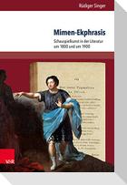 Mimen-Ekphrasis