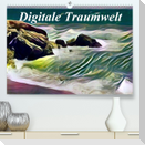 Digitale Traumwelt (Premium, hochwertiger DIN A2 Wandkalender 2021, Kunstdruck in Hochglanz)