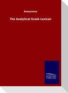 The Analytical Greek Lexicon