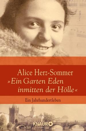 Piechocki, Reinhard / Melissa Müller. Alice Herz-