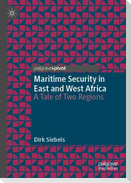Maritime Security in East and West Africa