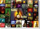 Buddha (Tischkalender 2021 DIN A5 quer)