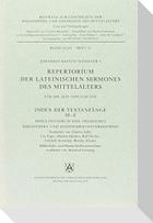 Index der Textanfänge (M - Z)