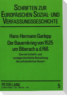 Der Bauernkrieg von 1525 um Biberach a.d.Riss