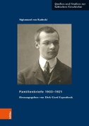 Familienbriefe 1903-1921