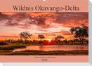Wildnis Okavango-Delta (Wandkalender 2022 DIN A2 quer)