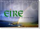 Irland/Eire - Impressionen der Grünen Insel (Tischkalender 2022 DIN A5 quer)