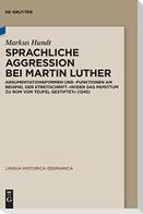 Sprachliche Aggression bei Martin Luther