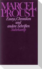 Essays, Chroniken und andere Schriften