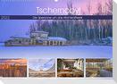 Tschernobyl - Die Sperrzone um das AtomkraftwerkAT-Version  (Wandkalender 2022 DIN A2 quer)