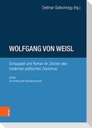 Wolfgang von Weisl: Schauspiel und Roman im Zeichen des modernen politischen Zionismus