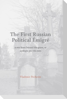 The First Russian Political Emigre: Notes from Beyond the Grave, or Apologia Pro Vitamea