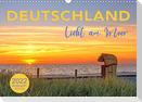 DEUTSCHLAND - Licht am Meer (Wandkalender 2022 DIN A3 quer)
