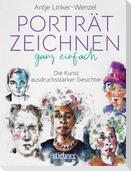 Porträtzeichnen ganz einfach