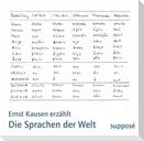 Ernst Kausen erzählt: Die Sprachen der Welt