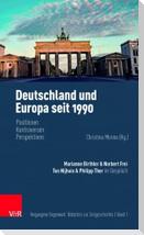 Deutschland und Europa seit 1990