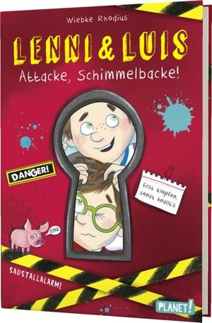 Wiebke Rhodius / Sabine Sauter. Lenni und Luis 1: Attacke, Schimmelbacke!. Planet! in der Thienemann-Esslinger Verlag GmbH, 2019.