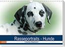 Rasseportraits - Hunde (Wandkalender 2022 DIN A4 quer)