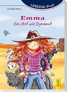 LESEZUG Profi/ Emma - Ein Girl wie Dynamit