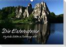 Die Externsteine (Wandkalender 2022 DIN A3 quer)