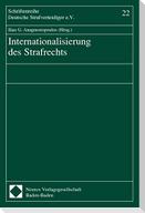 Internationalisierung des Strafrechts