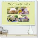 Handgemachte Seifen - Natürlichkeit in Szene gesetztAT-Version  (Premium, hochwertiger DIN A2 Wandkalender 2022, Kunstdruck in Hochglanz)