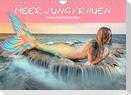 Meerjungfrauen - Fantasieschönheiten (Wandkalender 2022 DIN A4 quer)