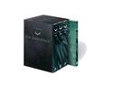 """Die Rabenringe 1-3 (Schuber mit 3 Hardcover-Bänden inklusive """"Making of""""-Bonusband mit Siri Pettersens persönlichen Erinnerungen und Hirkas Kräuterfibel)"""