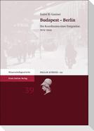 Budapest - Berlin