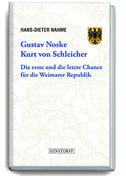 Gustav Noske, Kurt von Schleicher