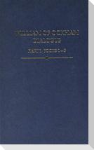 William of Ockham Dialogus Part 1, Books 1-5